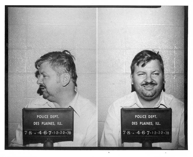 Em abril de 1979, John Wayne Gacy Jr. foi acusado pela morte de 33 rapazes. O maior número de vítimas de um só assassino da histórias dos Estados Unidos.