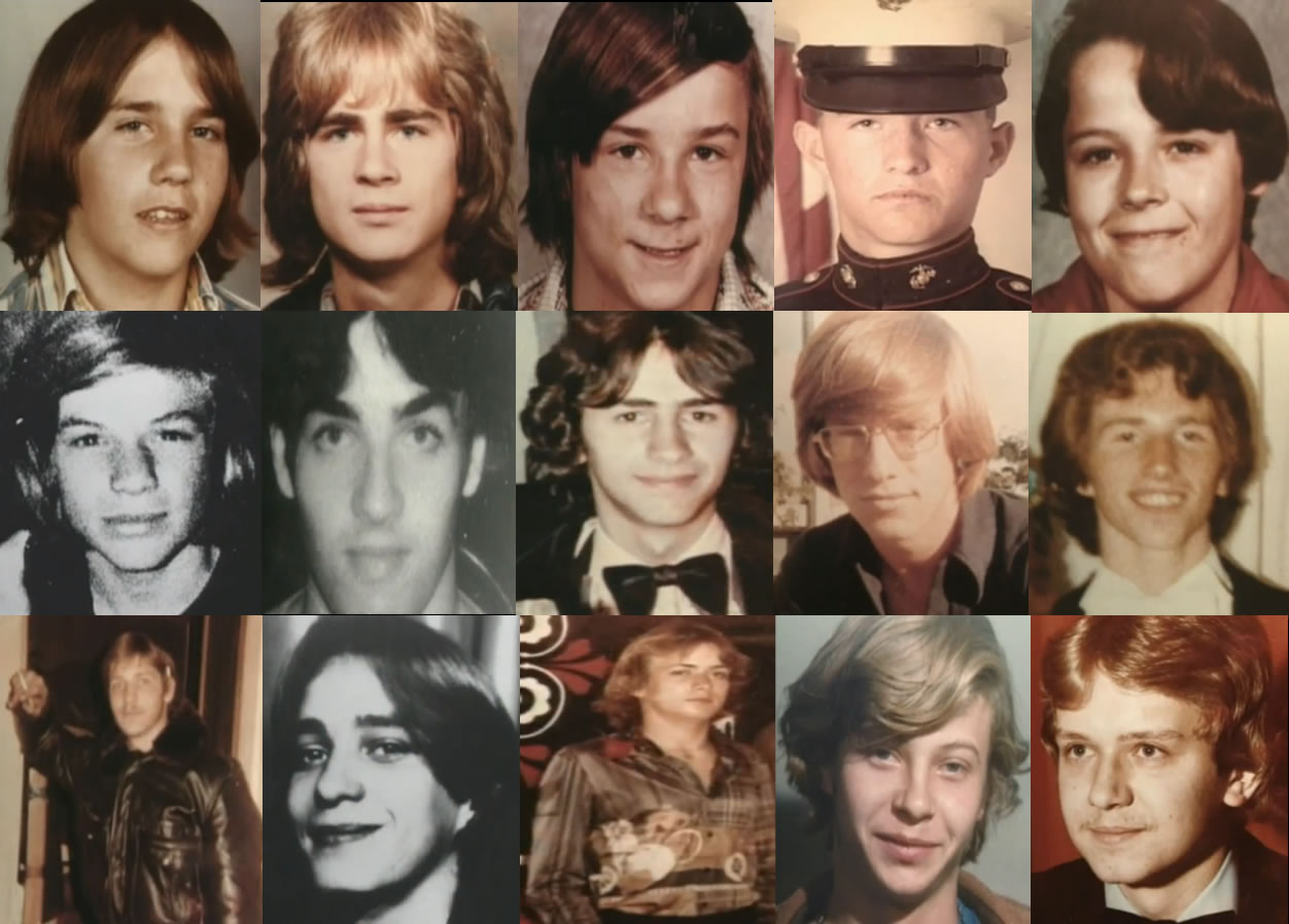 Vítimas de John Wayne Gacy Jr