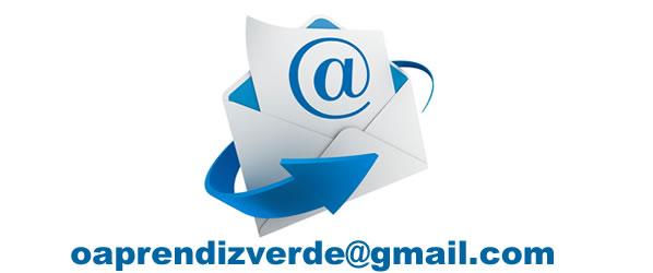 Email O Aprendiz Verde