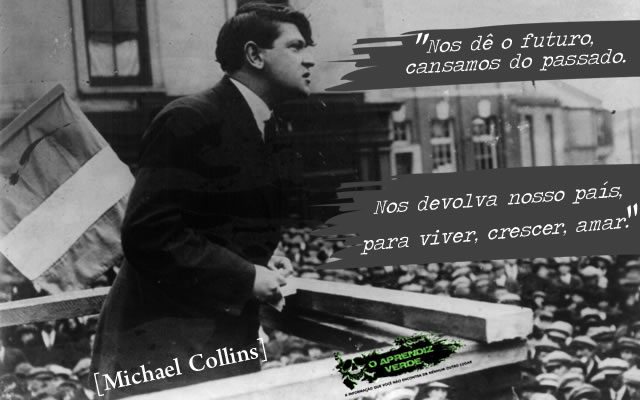 Michael Collins - Os Maiores Terroristas do Seculo 20