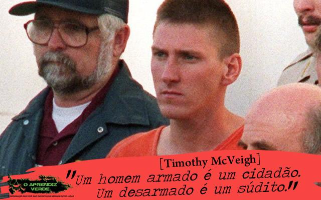 Timothy McVeigh - Os Maiores Terroristas do Século 20