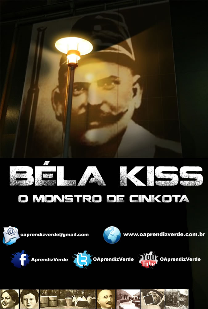 Serial Killers - Bela Kiss - Capa