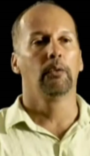Carlos Augusto Ponce Leon, investigador de homicídios. Fonte: Discovery Channel.