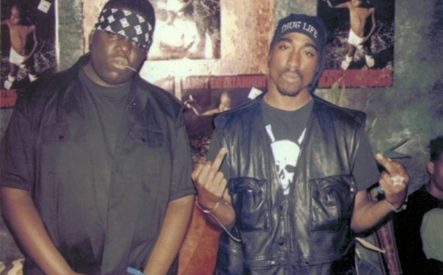 Notorious Big e Tupac Shakur