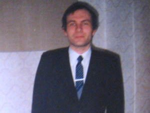 Na Foto: Anatoly Moskvin, data da foto desconhecida.