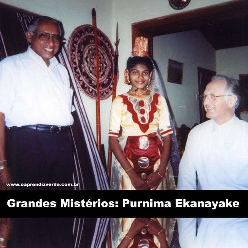 Purnima Ekanayake - Capa
