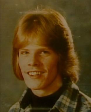 Na foto: Steven Tuomi. Seus restos mortais nunca foram encontrados. Créditos: Biography Channel.