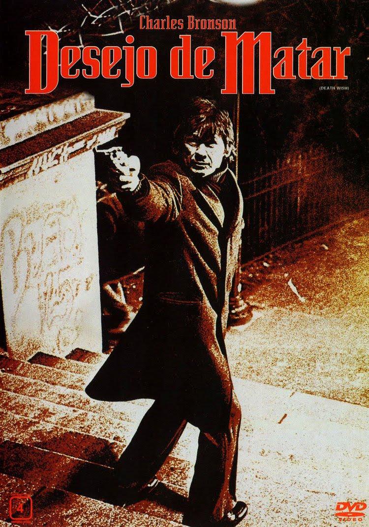 77 Filmes de Serial Killers - Desejo de Matar - Poster