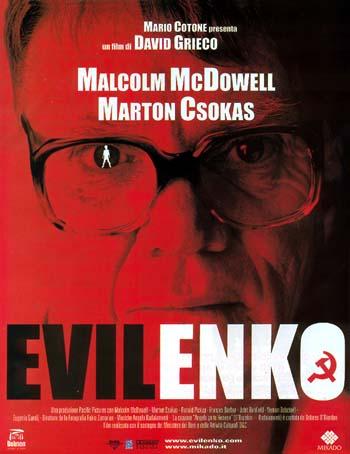 77 Filmes de Serial Killers - Evilenko Poster