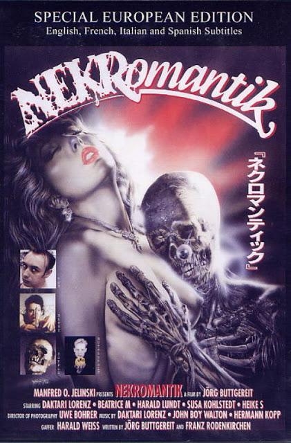 Dicas de Filmes - Nekromantik - Informações