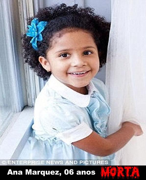 Ana Marquez, 6 anos