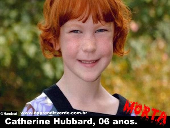 Catherine Hubbard, 6 anos