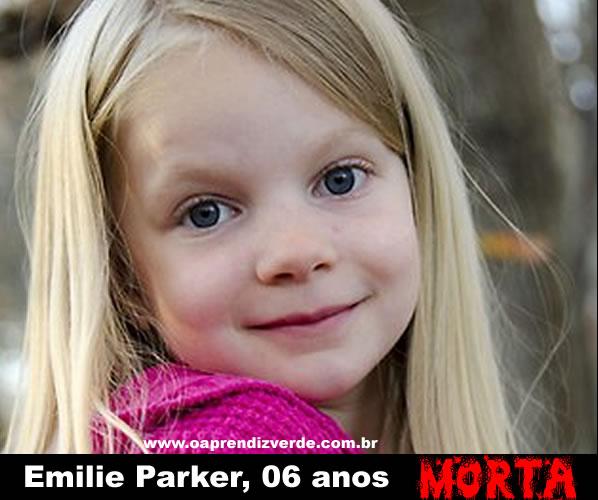 Emilie Parker, 6 anos