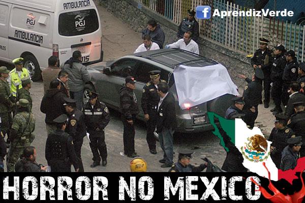 Horror no México