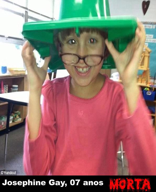 Josephine Gay, 7 anos