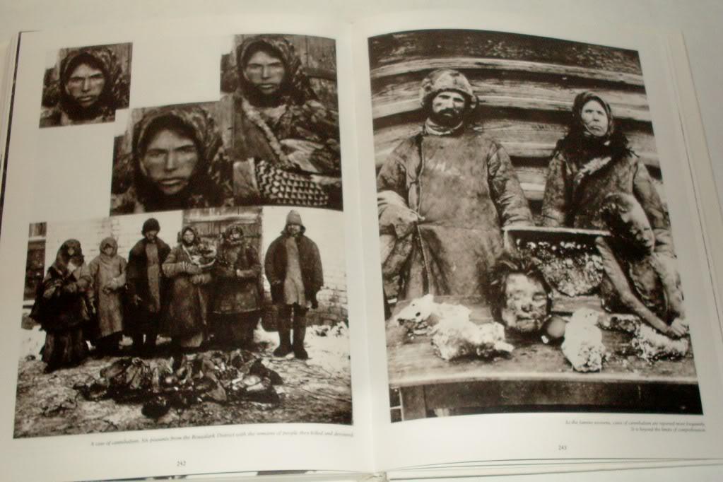 Créditos da Imagem: Russia 1904-1924: The Revolutionary Years, de Eric Baschet. Foto tirada na província de Samara, região do Volga, Rússia, 1921.