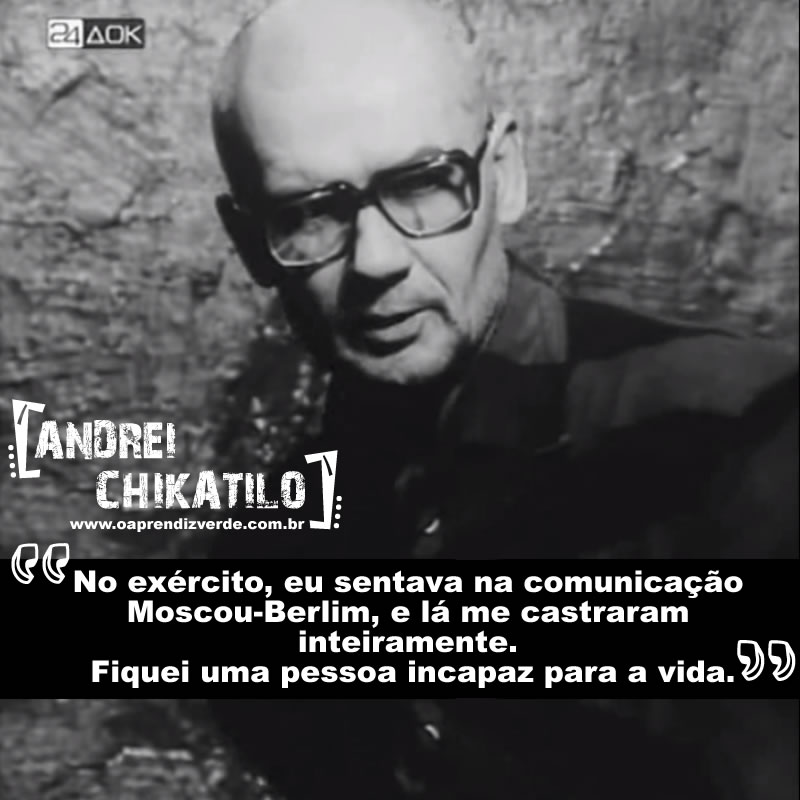 the crimes of andrei romanovich chikatilo essay