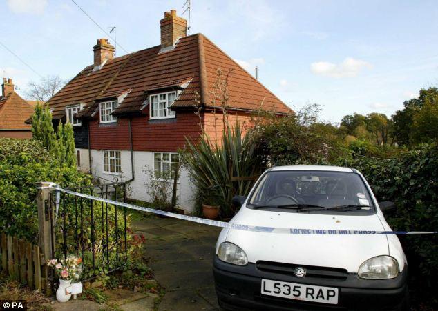 Na Foto: A casa de Marion Edgington, em East Sussex, Inglaterra.