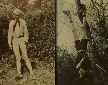 Na Foto: Vítimas de Anatoly Slivko. Imagens retiradas de suas filmagens.