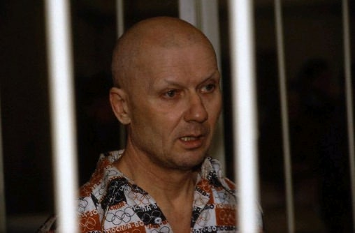 Serial Killers - O Estripador da Floresta - Chikatilo em sua Jaula