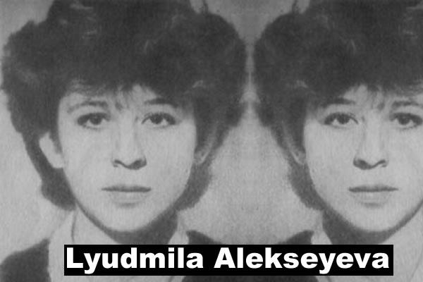 Lyudmila Alekseeva