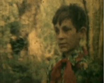 Na Foto: Uma das vítimas de Anatoly Slivko. Note a gravata vermelha. Imagem tirada de uma das filmagens de Anatoly Slivko.