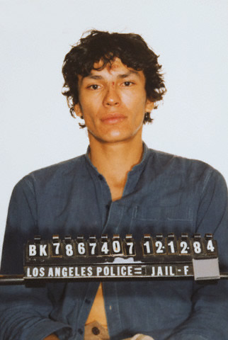 Morre Richard Ramirez, O Perseguidor da Noite - Mugshot