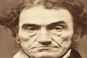 Grandes Personagens - Rufus Choate - Mugshot