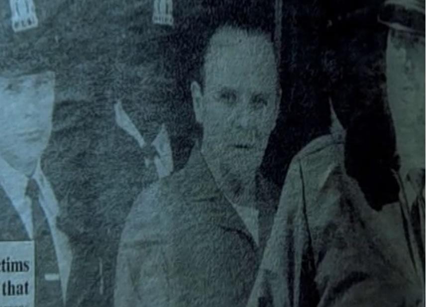 Na Foto: Hannibal Lecter sob custódia da polícia de Baltimore. Data: 1975. Créditos: Red Dragon.