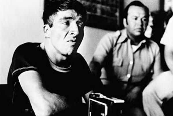 Na Foto: Pedro Alonso Lopez durante interrogatório em 1980.