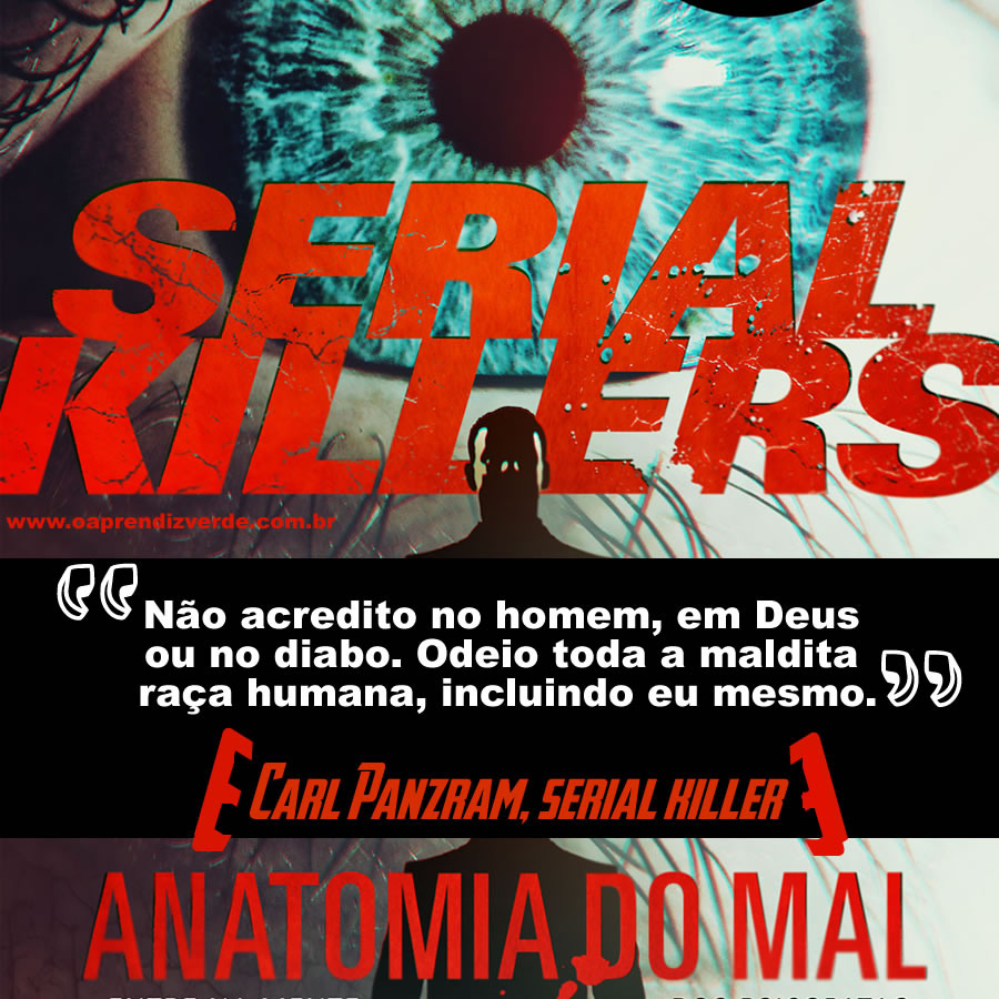 Livro Serial Killers Anatomia Do Mal Pdf