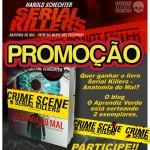 Promoção: Ganhe o livro Serial Killers – Anatomia do Mal