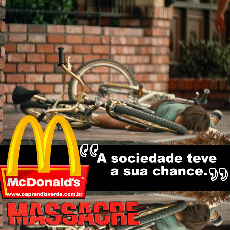 Massacre no McDonald's