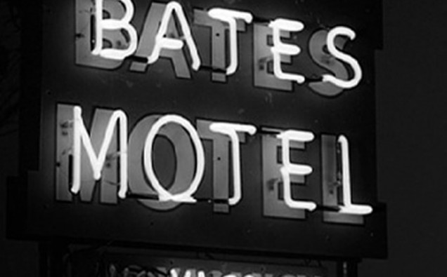 Por Trás do Bates Motel