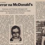 James Huberty: Massacre no McDonald's