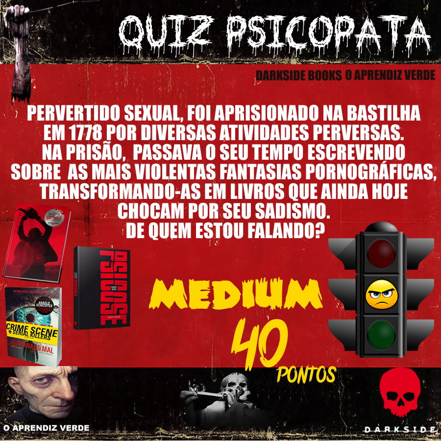 Quiz Psicopata