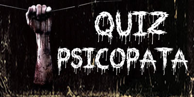 Quiz Psicopata - Blog O Aprendiz Verde e DarkSide Books