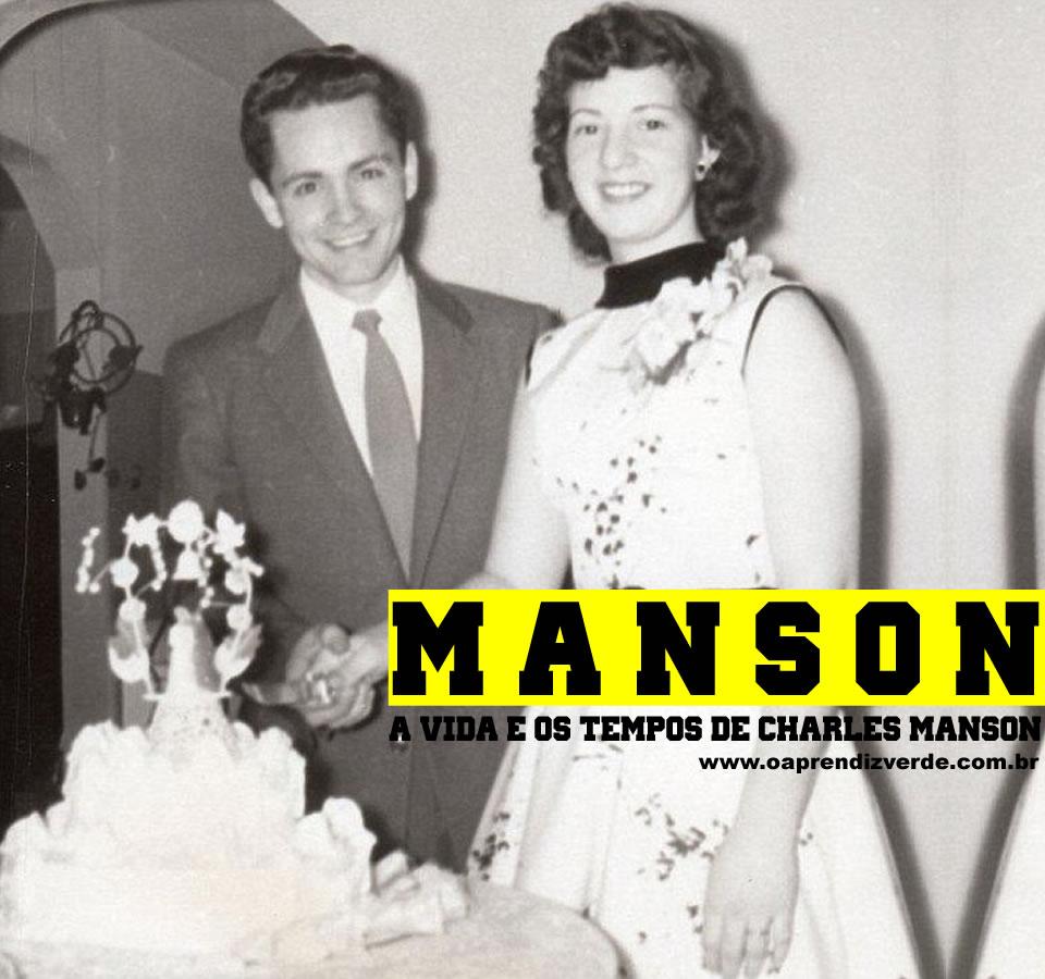 Livro - A vida e os tempos de Charles Manson