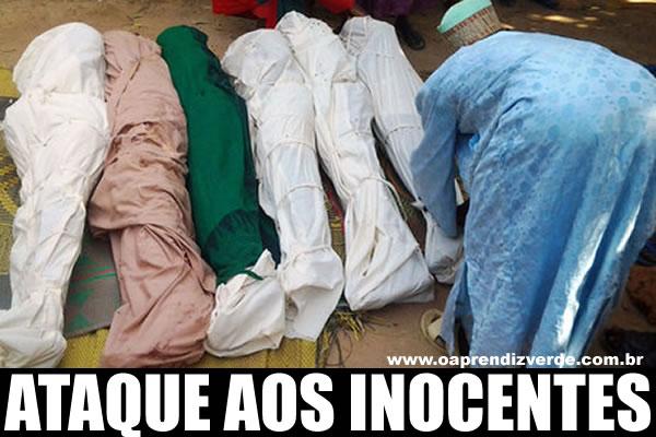 Notorios e Horripilantes Crimes de 2013 - Ataque aos Inocentes
