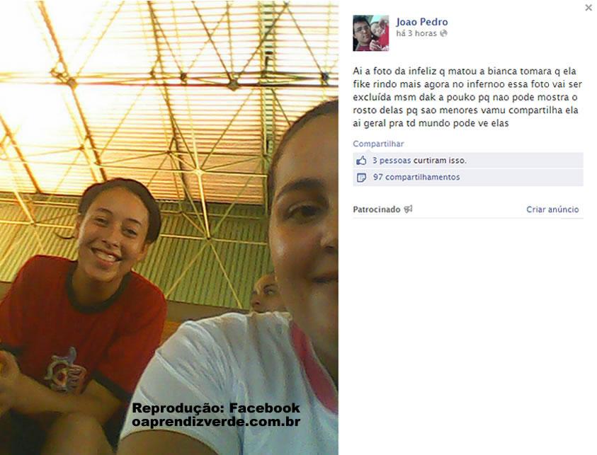 Notorios e Horripilantes Crimes de 2013 - Leticia e Monica oavcrime.com.br