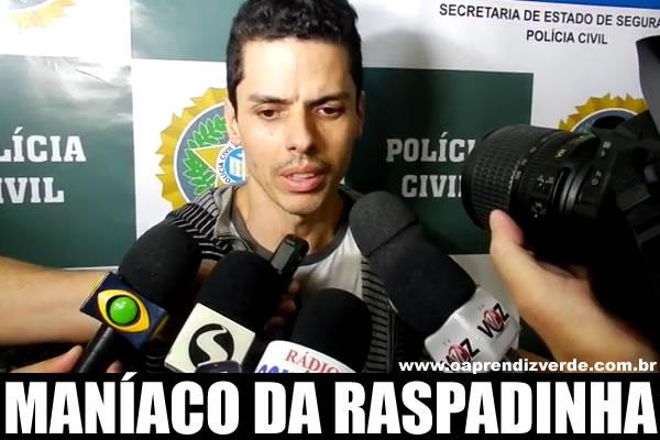 Notorios e Horripilantes Crimes de 2013 - Marcio Souza de Gouveia