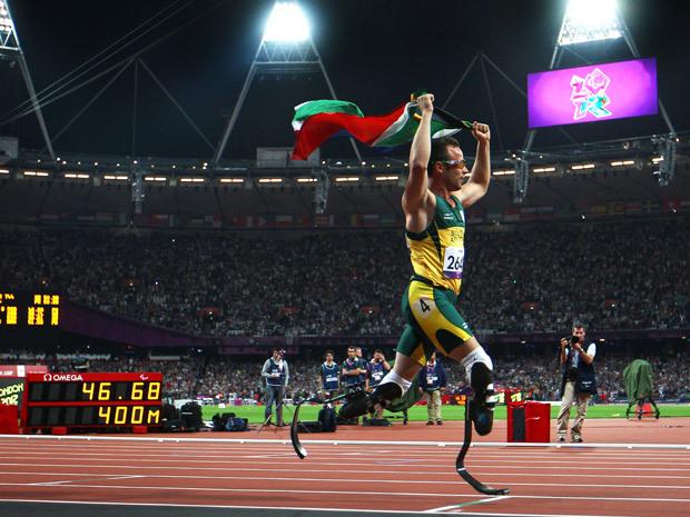 Notorios e Horripilantes Crimes de 2013 - Oscar Pistorius - Olimpiadas