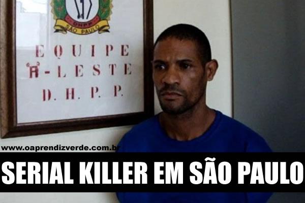 Notorios e Horripilantes Crimes de 2013 - Serial Killer em Sao Paulo
