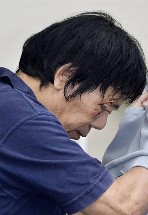 Notorios e Horripilantes Crimes de 2013 - Spree Killer no Japão