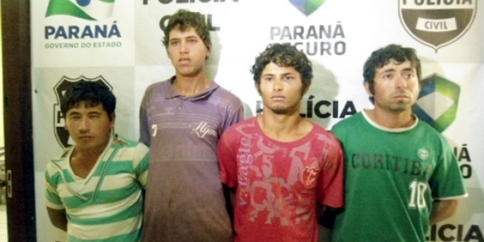 Notorios e Horripilantes Crimes de 2013 - Suspeitos no caso Tayná
