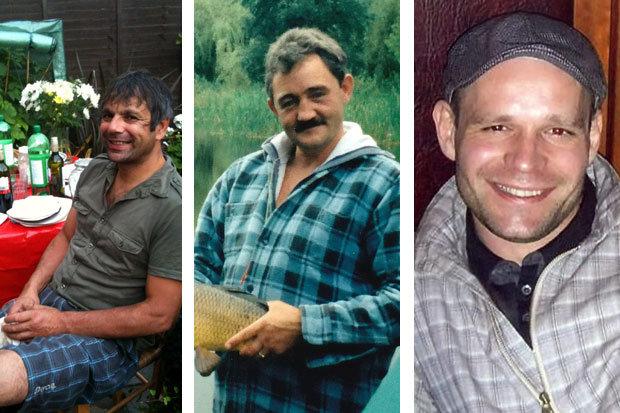 Notorios e Horripilantes Crimes de 2013 - Vítimas de Joanna Dennehy