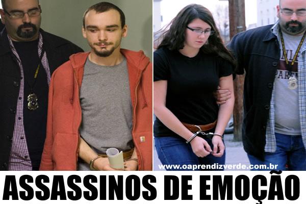 Notorios e horripilantes Crimes de 2013 - Assassinos de Emocao