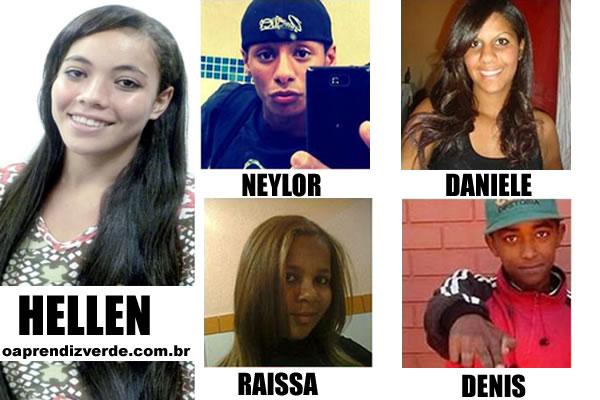 Notorios e horripilantes Crimes de 2013 - Chacina na Serra das Areias