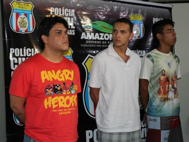 Notorios e horripilantes Crimes de 2013 - Jimmy, Rodrigo e Ruan Pablo