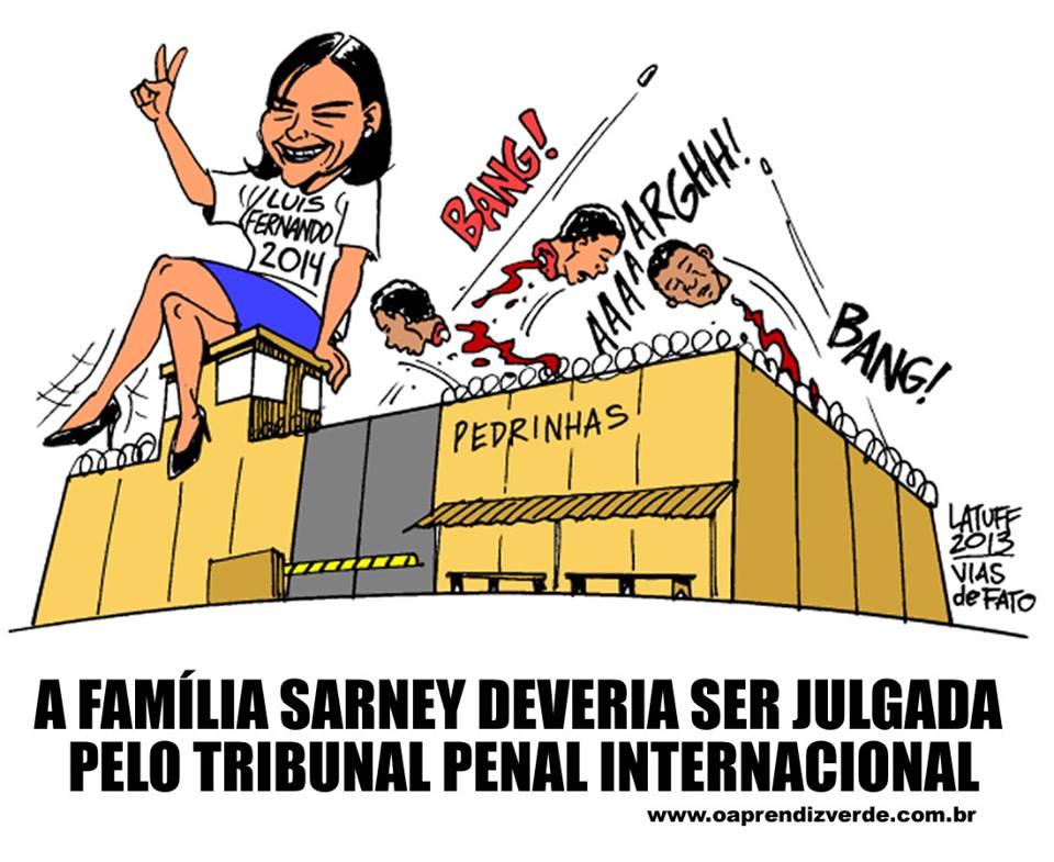 A Família Sarney deveria ser julgada pelo Tribunal Penal Internacional - Capa